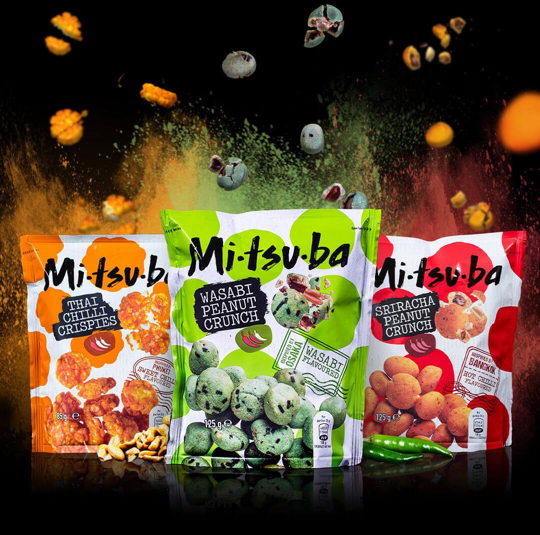 Mitsuba_Launch Campaign_Trio NL